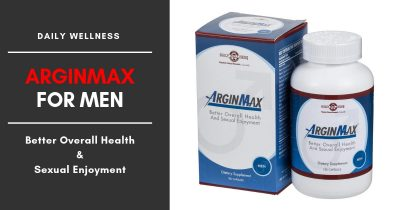 Arginmax For Men Review